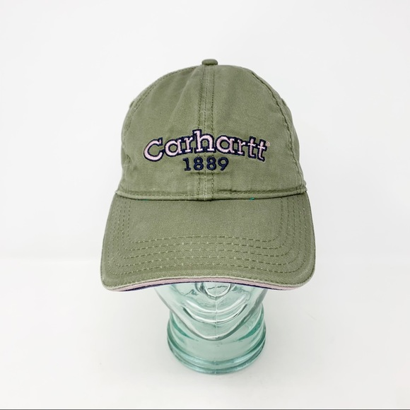 Carhartt Green Hat